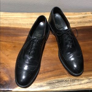 "Allen Edmonds ""Fairfax"" model shoes."